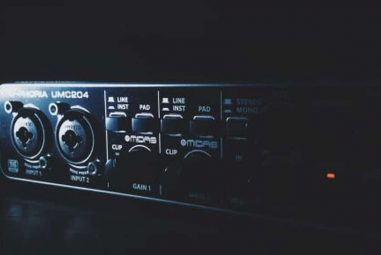 Audio Interface vs DAC – Pros And Cons