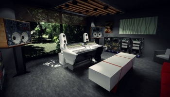 What Is The Best Flooring for Recording Studio?