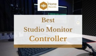 10 Best Studio Monitor Controller in 2020