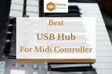 5 Best USB Hubs For MIDI Controllers in 2021