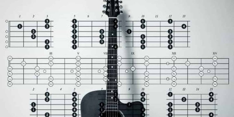 Guitar Tabs vs Chords – The Differences