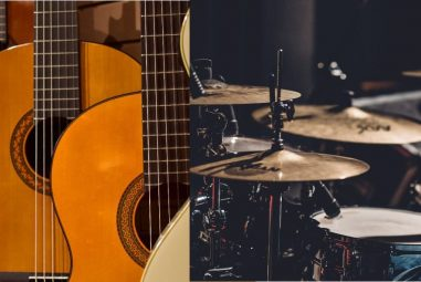 Guitar vs Drums – Which One To Choose?