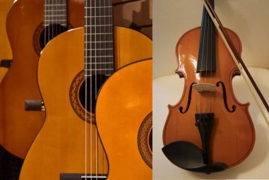 Guitar Vs Violin – Which Instrument Should You Learn?