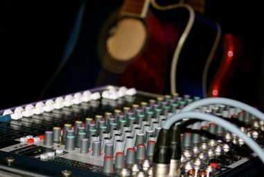 How To Connect Guitar Amp To Mixer – Step By Step