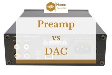 Preamp vs Dac – What's The Difference?