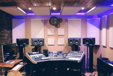 How Much Does it Cost to Build a Professional Recording Studio?