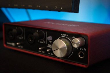 Sound Card vs Audio Interface – Music Production