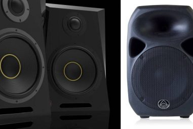 Studio Monitor Vs PA Speaker – What's The Difference?