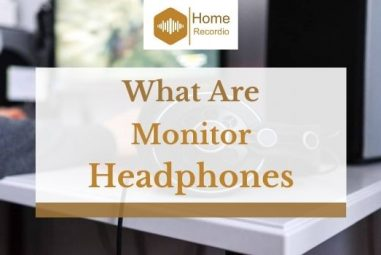 What Are Monitor Headphones And Should You Get A Pair?